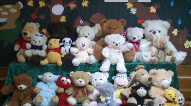 Dzień misia u Tygrysków – Teddy Bear Day