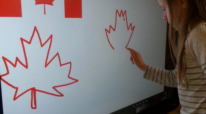 Krasnale – Canada