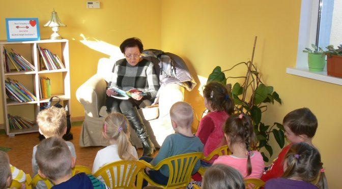 Biedronki czytają Tuwima