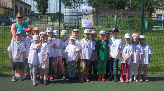 Olimpiada Przedszkolaka w Sp2