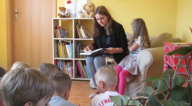 Tygryski czytają Chotomską