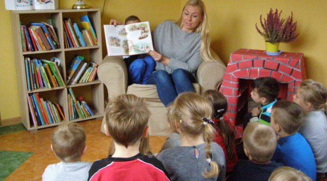 Tygryski czytają o Martynce