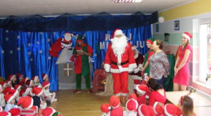 Mikołaj w Jodełce