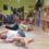 Misie i gimnastyka na bąbelkach