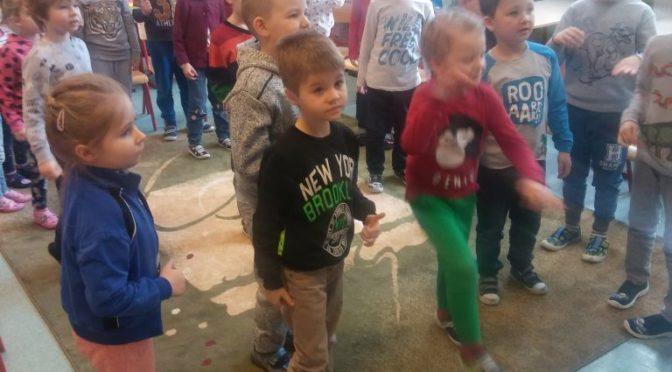 Kangurki z wizytą w szkole