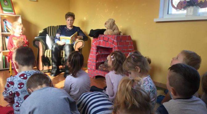 Misie czytają Brzechwę i Tuwima