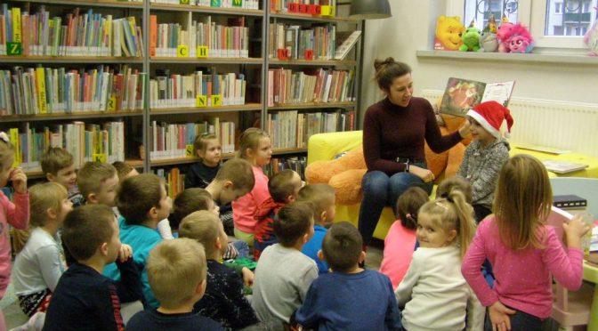 Sówki – mikołajkowa biblioteka