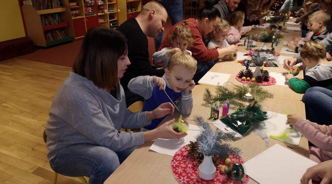 Kotki – warsztaty świąteczne