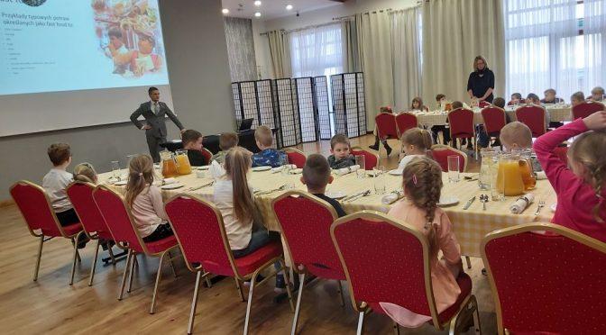 Kangurki i Tygryski w Akademii Kulinarnej