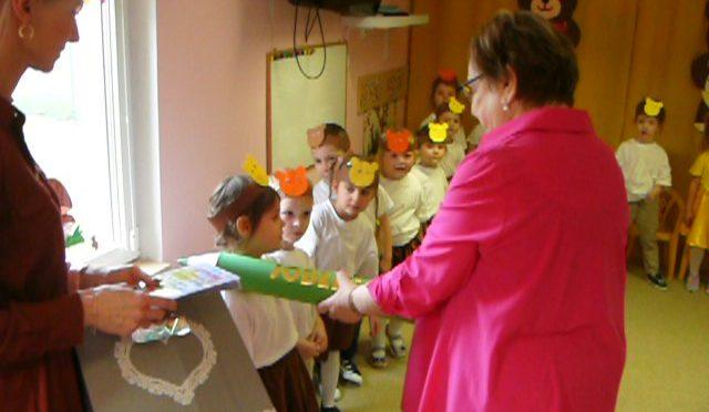 Misie – pasowanie na przedszkolaka