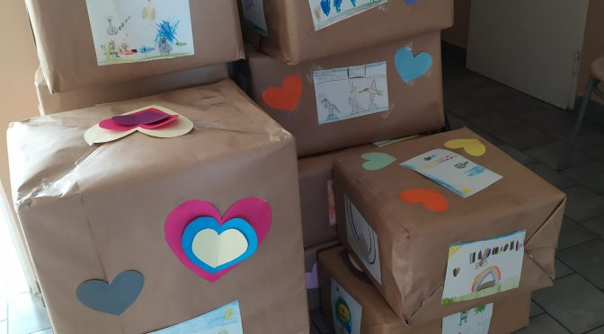Dary dla Domu Dziecka